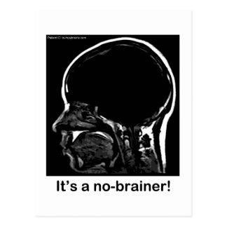 MRI: ¡Es un pan comido! Postal