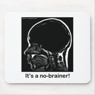 MRI: ¡Es un pan comido! Tapetes De Ratón