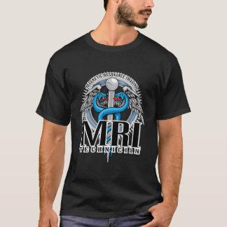 MRI Tech Caduceus T-Shirt