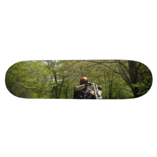 MRMC - Series #1 - Notches in the Pan Pt. 1 Skate Skateboard Deck