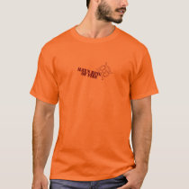 MROF Basic Orange T-Shirt