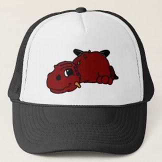 Mroon Trucker Hat