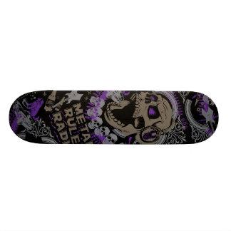 MRR Screaming Skull Skateboard