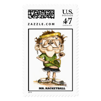 mrracketball postage