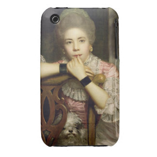 Mrs Abington as Miss Prue in Congreve's 'Love for iPhone 3 Covers