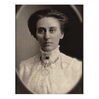 Mrs. Addie Zarfos Hoffman, Red Lion, Pennsylvania Postcard