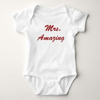 Mrs. Amazing! Baby Bodysuit
