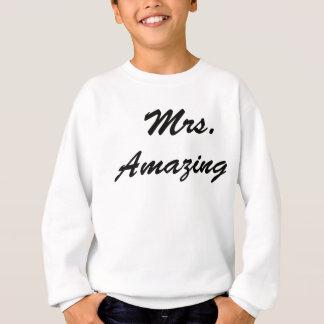 Mrs. Amazing! Sweatshirt