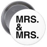 MRS. AND MRS. -.png 4 Inch Round Button