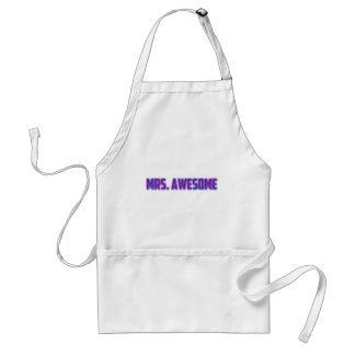 Mrs Awesome Apron