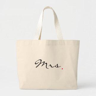 Mrs . bags