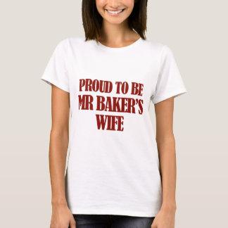 Mrs baker designs T-Shirt