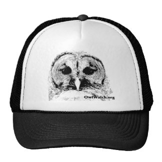 Mrs Barred Owl - Mar 2015 Trucker Hat