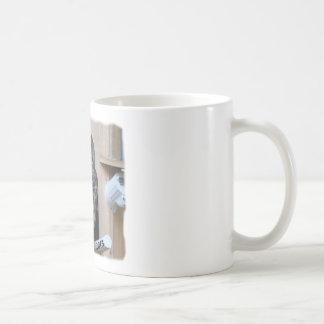 Mrs Barred Owl - OctoBox Nest Coffee Mug