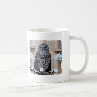 Mrs Barred Owl - OctoBox Nest Mugs