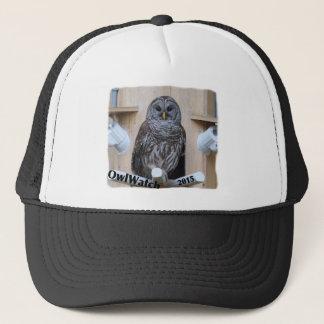 Mrs Barred Owl - OctoBox Nest Trucker Hat