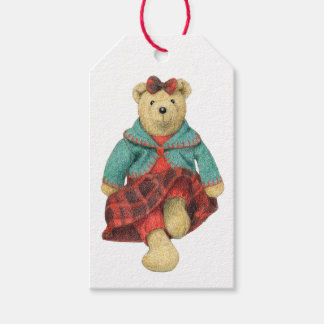 Mrs. Bear Gift Tags