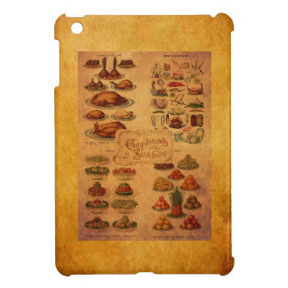 Mrs Beeton's Christmas Feast Case For The iPad Mini