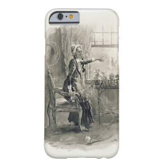 Mrs Betsy Trotwood, from 'Charles Dickens: A Gossi Barely There iPhone 6 Case