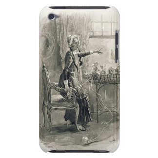 Mrs Betsy Trotwood, from 'Charles Dickens: A Gossi Case-Mate iPod Touch Case