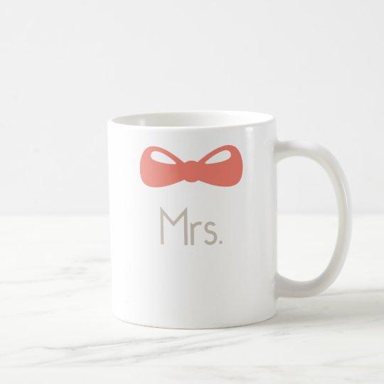 Mrs. Bow - Mug