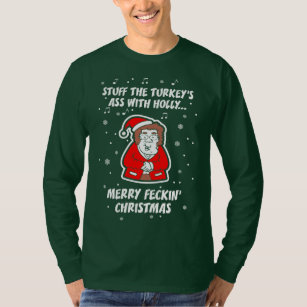 e13db6fbb well worn boys flip sequins ugly christmas sweater red. how the ...