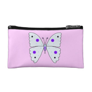 Mrs Butterfly Makeup Bag