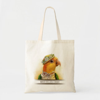 Mrs Caique Realistic Painting Tote Bag