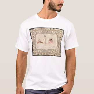 Mrs Caudle's Curtain Lecture, Victorian card from T-Shirt