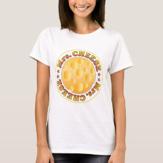 Mrs Cheese R T-Shirt