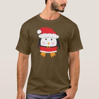 Mrs. Claus Penguin T-Shirt