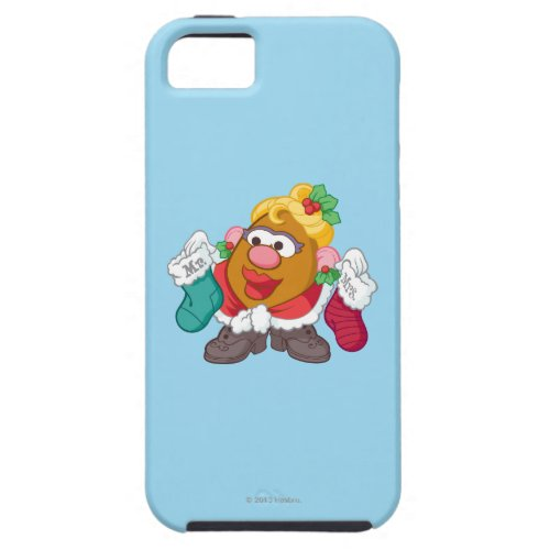 Mrs Clause iPhone SE55s Case