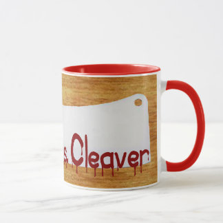 Mrs. Cleaver Mug