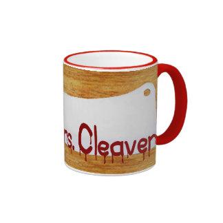 Mrs. Cleaver Mugs