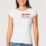 Mrs Damon Tee Shirt