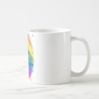 mrs degeneres classic white coffee mug