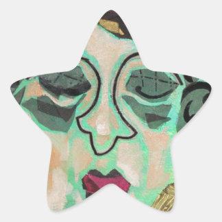 Mrs Eisenberg. Star Sticker