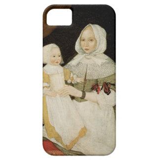 Mrs. Elizabeth Freake and Baby Mary iPhone 5 case