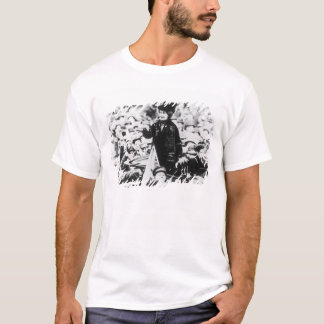 Mrs Emmeline Pankhurst  Addressing a Crowd T-Shirt