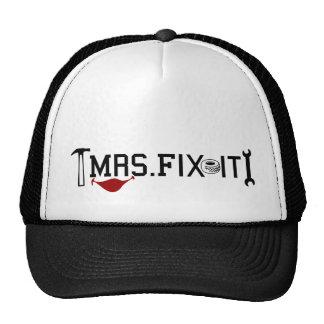 Mrs Fix It Trucker Hat