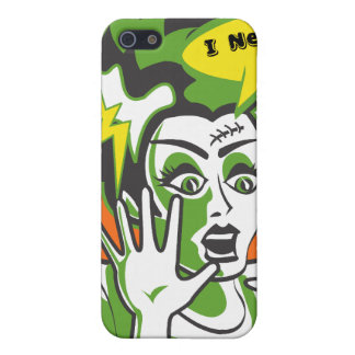 Mrs Frankenstein Needs a Manicure Case For iPhone SE/5/5s