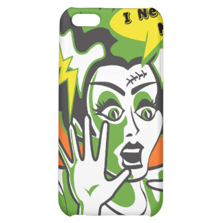 Mrs Frankenstein Needs a Manicure iPhone 5C Cover