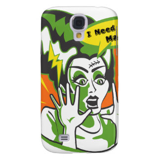 Mrs Frankenstein Needs a Manicure Samsung Galaxy S4 Cover