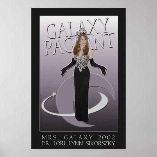 Mrs. Galaxy 2002 - 1 Poster