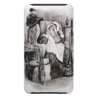 Mrs Gamp, from 'Charles Dickens: A Gossip about hi iPod Touch Case-Mate Case