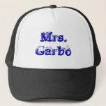 Mrs. Garbo Trucker Hat