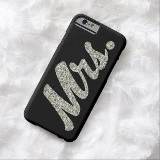 Mrs. Glitter Sparkle Phone Case