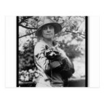 Mrs Grace Coolidge Postcard