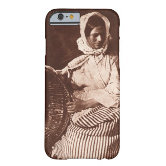 Mrs Hall, Newhaven, c.1843-47 (salt paper fr Barely There iPhone 6 Case