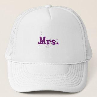 """Mrs.""  hat"